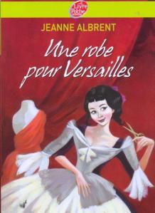 robe pour Versailles